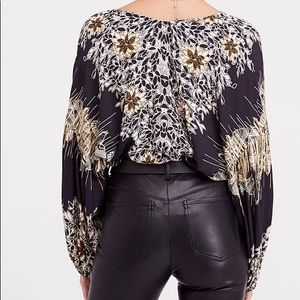 Free People Tops - Free People Birds of a Feather top